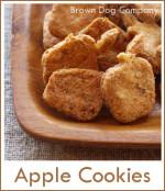 りんごクッキー(犬用クッキー)