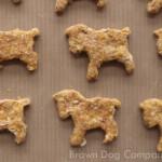 犬用クッキー(にんじん)