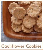 犬用クッキー(カリフラワー)